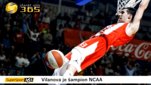 PLANETWIN365 VIDEO VESTI: Vilanova je šampion NCAA! (VIDEO)
