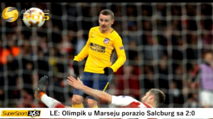 PLANETWIN365 VIDEO VESTI: Olimpik u Marseju porazio Salcburg sa 2:0! (VIDEO)